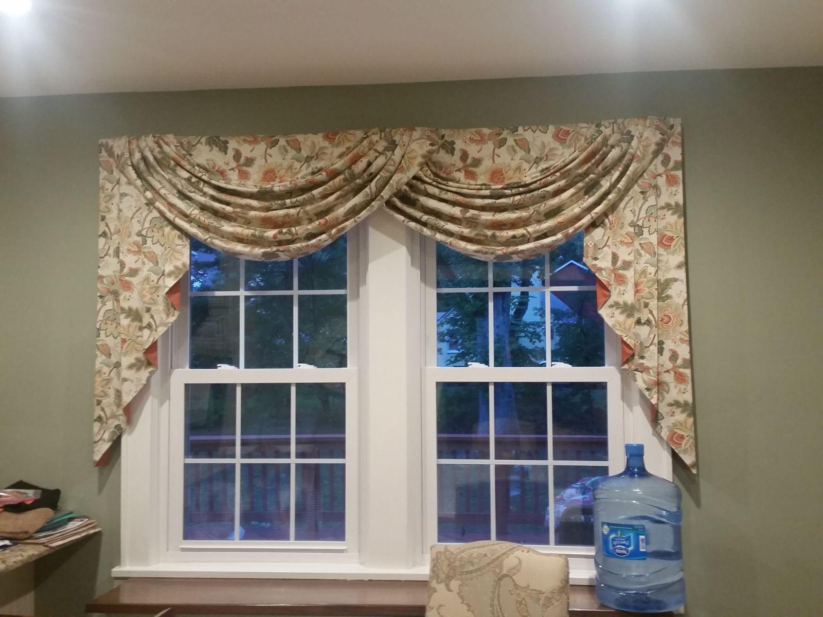 Swag Ac Designs Window Treatments